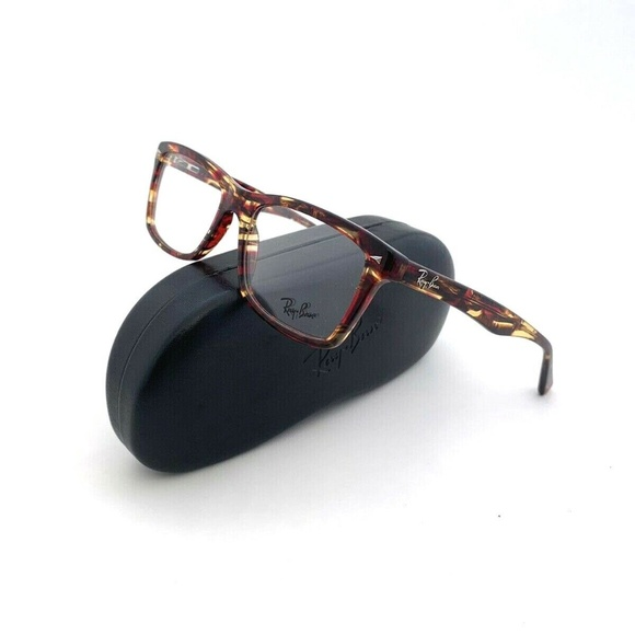 New Ray-Ban Frames Unisex Multicolor Acetate 5287